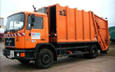 JP Komunalno ad Pale Odvoz smeća