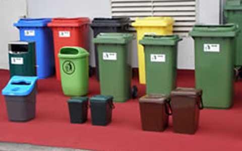 JP Komunalno ad Pale Odnošenje smeća Plastične kante za otpad