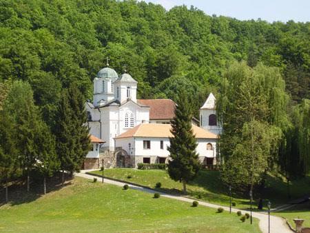 Manastir Kaona, opština Vladimirci