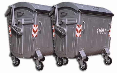 JP Komunalno ad Pale Odnošenje smeća Kontejneri