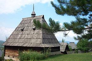 Muzej na otvorenom Staro selo Sirogojno Krčma