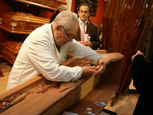 Usluga ad Bačka Topola Proizvodnja pogrebnih kovčega i pogrebne opreme