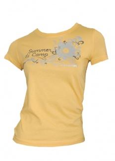 Brug Jeans Ženska majica žuta