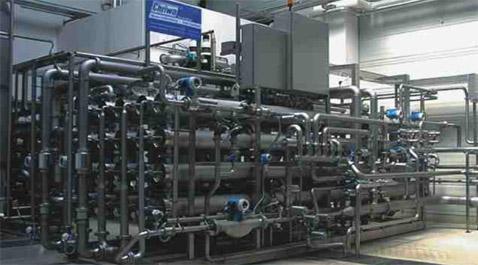 Chriwa doo Nanofiltracija, reverzna osmoza za pitku vodu