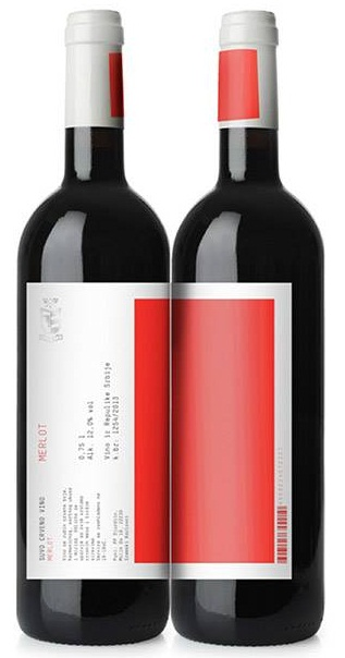 Vinarija Srž Milovanović vino Merlot