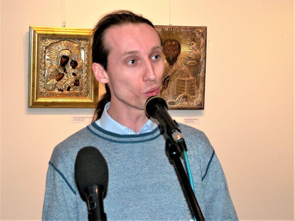 mr marko janketic autor izlozbe pastrovici i ruski dvor