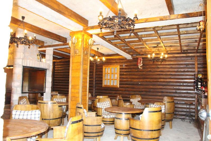 Restoran u vinariji Milović