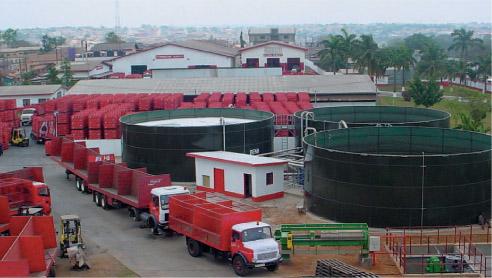 Chriwa doo Čišćenje otpadne vode SBR-postupkom (Sequencing Batch Reactor)