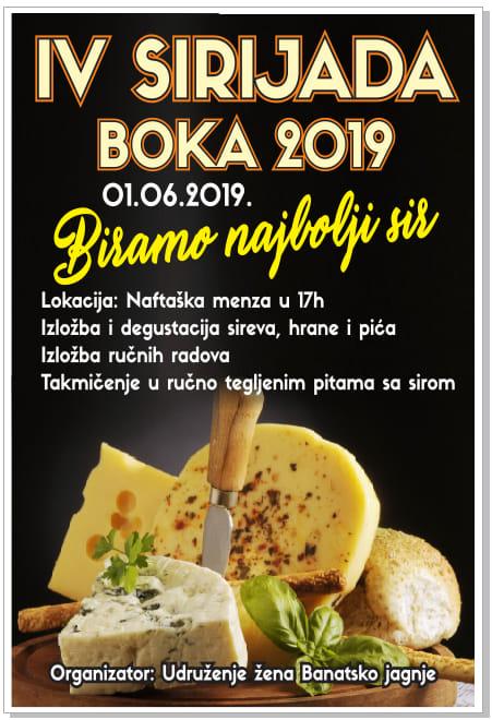 plakat sirijada 2019 boka