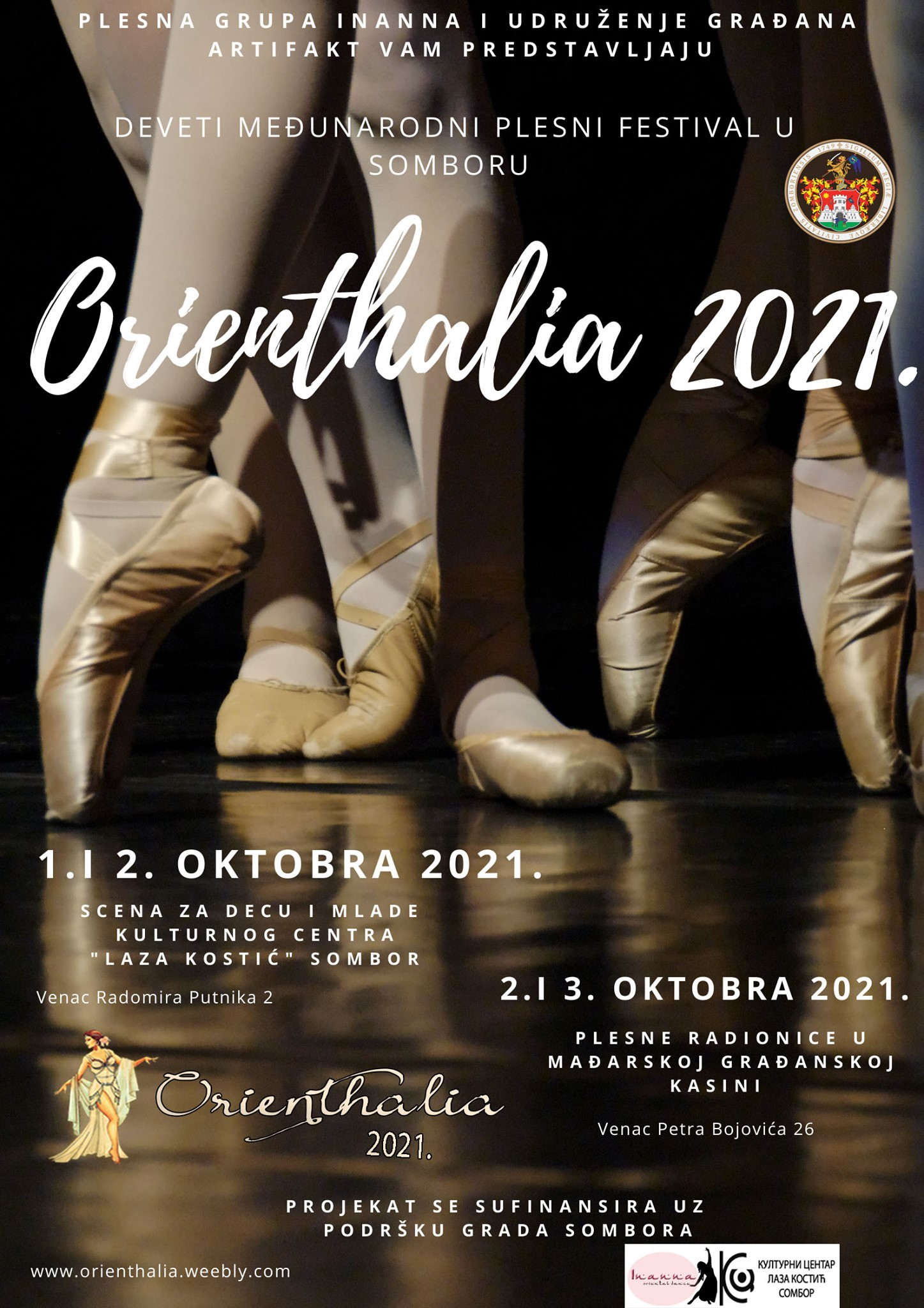 plakat-9-medjunarodni-plesni-festival-orijentalija-2021-sombor