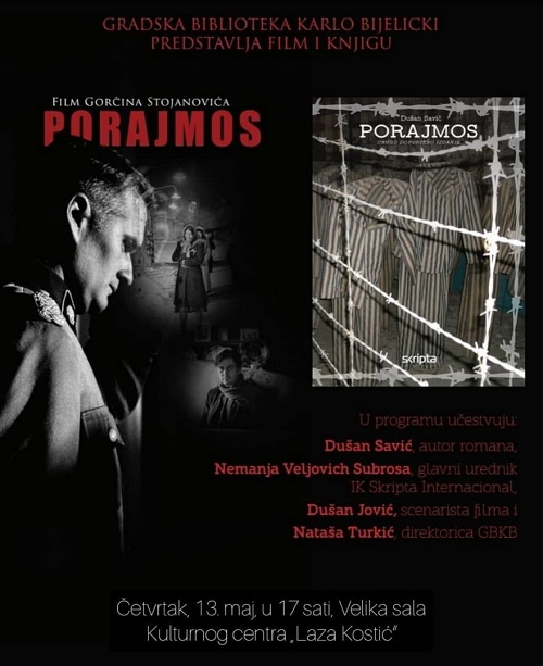 plakat-porajmos-gorcin-stojanovic-projekcija-2021-sombor