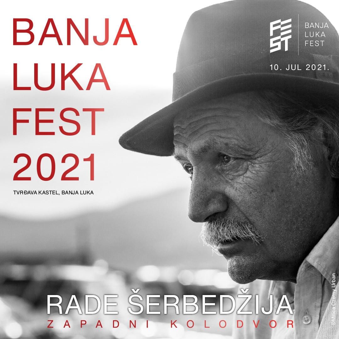 plakat-rade-serbedzija-banja-luka-fest-2021