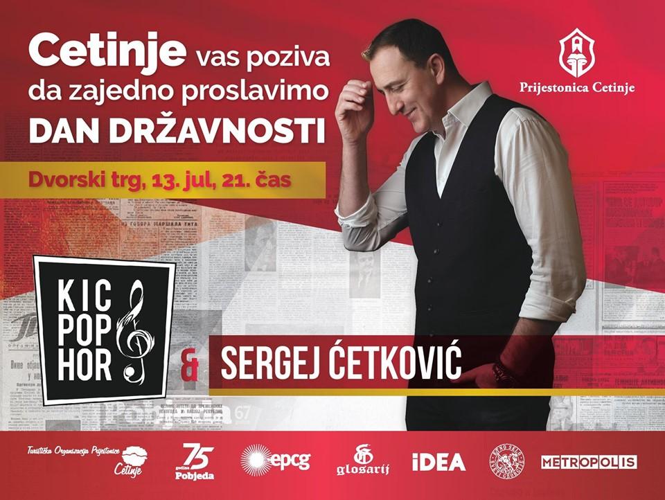 plakat_koncert_sergej_cetkovic_2019_cetinje_dan_drzavnosti