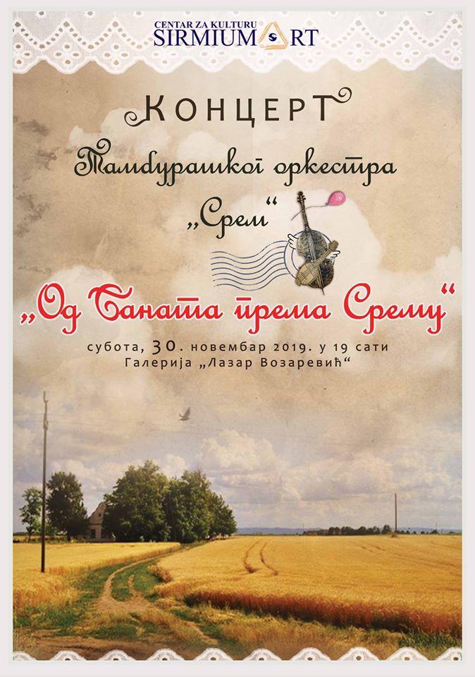 plakat_koncert_tamburaski_orkestar_srem_2019_sremska_mitrovica