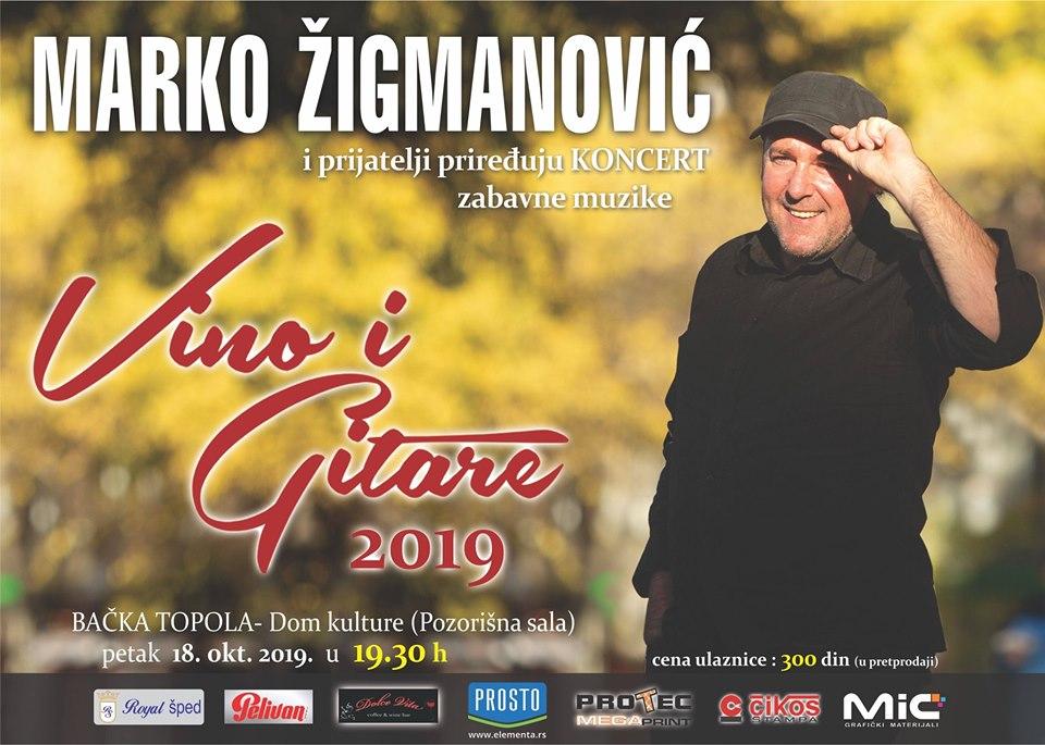 plakat_koncert_vino_i_gitare_marko_zigmanovic_2019_backa_topola