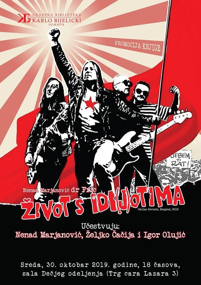 plakat_predstavljanje_knjige_zivot_s_idi(j)otima_2019_sombor