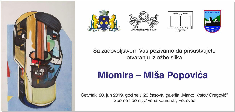 pozivnica_za_otvaranje_izlozbe_slika_slikara_miso_ popovic_2019_galerija-marko-krstov-gregovic-spomen-dom-crvena-komuna-petrovac