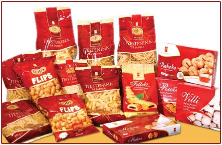 Veleprehrana ad Banja Luka proizvodnja tjestenina, flipsa i keksa