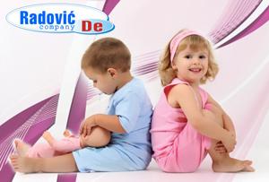 Radović De Company doo Arilje Letnji program, majice bez rukava, šorcevi, šorc i majica, letnje haljinice
