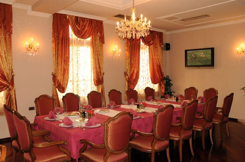 Hotel Millenium Palace Bitola Restoran Millenium