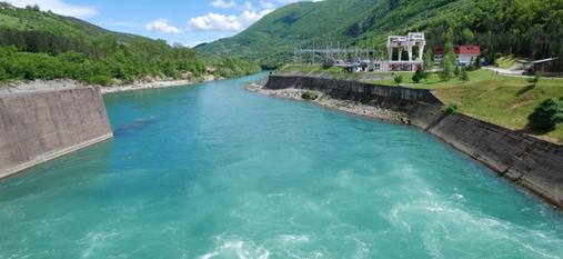 Revirzibilna hidroelektrana Bajina Bašta