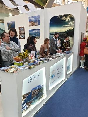 zajednicki stand boka sajam turizma beograd 2019
