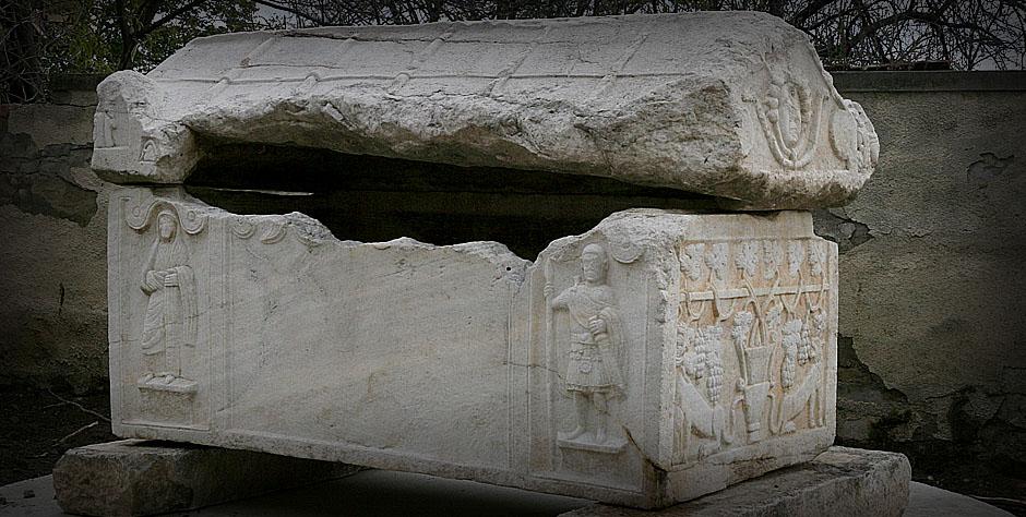 rimski sarkofag galerija sava sumanovic sid