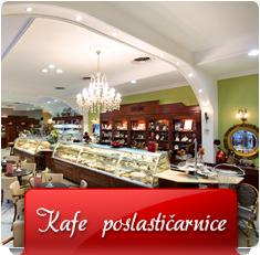 Kafe poslastičarnice Srce Kragujevac