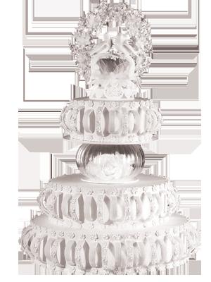 Srce sweets Kragujevac Svadbena torta