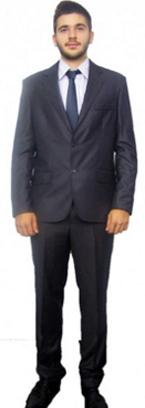 Konfekcija Tim Bajina Bašta muško odelo