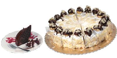 Srce sweets Kragujevac Naša torta