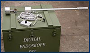Tehnički remontni zavod Čačak Digitalni endoskop DE-07