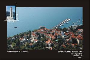 Uprava pomorske sigurnosti Lučko svetlo Herceg Novi