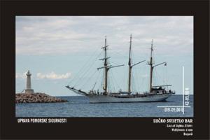 Uprava pomorske sigurnosti Lučko svetlo Bar