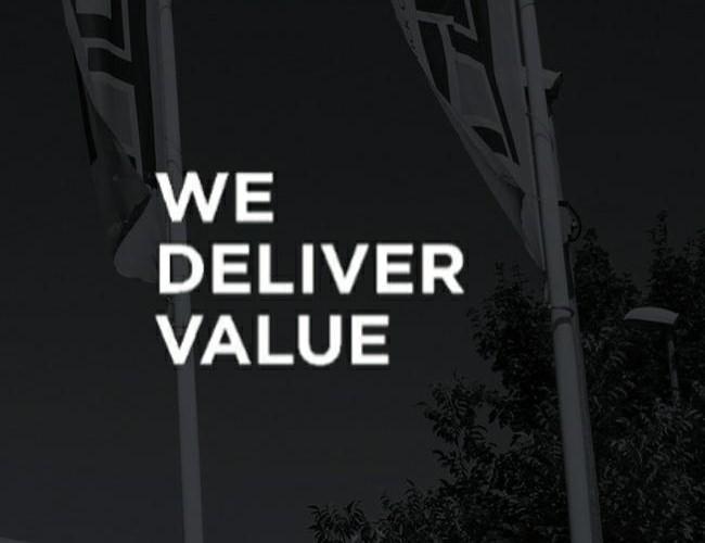 we-deliwer-value