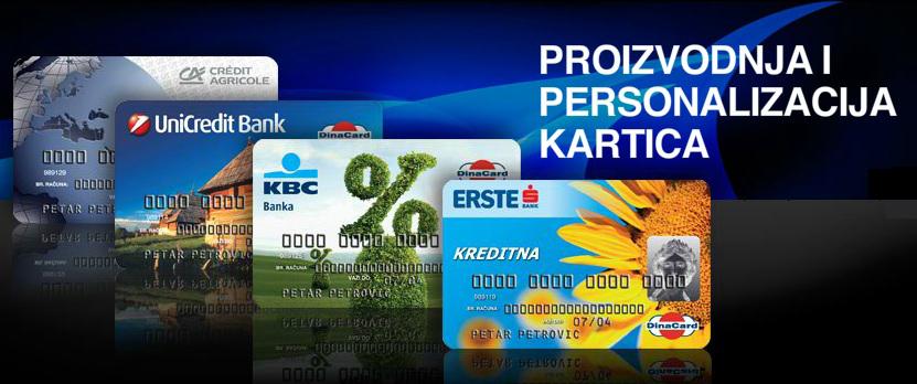 Proizvodnja i personalizacija kartica